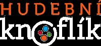hudební knoflík logo