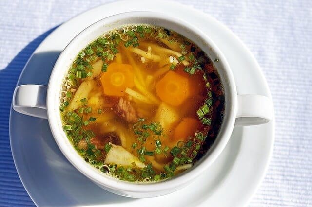 polévka